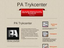 PA TRYKCENTER ApS